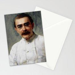 "John Collier ""Rudyard Kipling""(1) Stationery Cards"