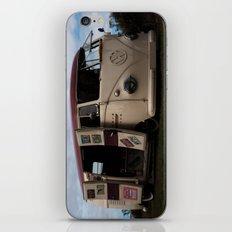 VW camper van iPhone & iPod Skin