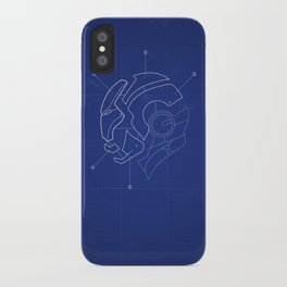 Heroes Are Built iPhone Case