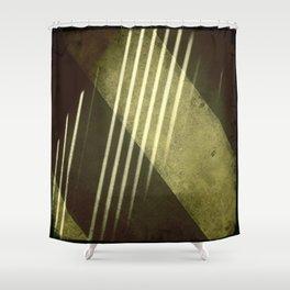 STRAY CAT - Gerald Robin © Shower Curtain
