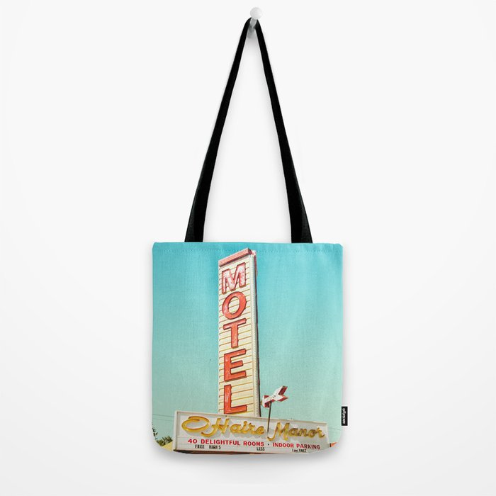 O'Haire Manor Motel Tote Bag