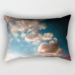 Heaven sky Rectangular Pillow