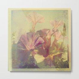 Wild Summer Flowers Metal Print