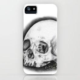 Tiny Skull iPhone Case