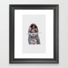 Awareness Framed Art Print