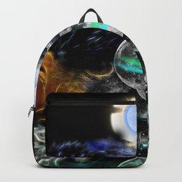 Eagle Galaxy Fantasy Art Backpack