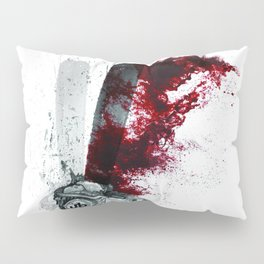 Chainsaw Pillow Sham