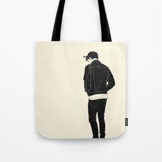 (un) Lost Tote Bag