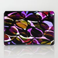 weed iPad Cases featuring Red weed. by Sarah Bagshaw