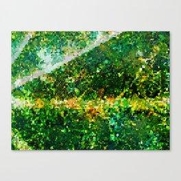 Tropikal Canvas Print