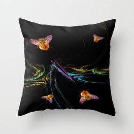 The Bees Knees. Throw Pillow