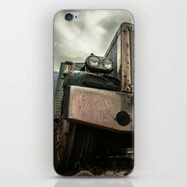 Rusty Warrior iPhone Skin