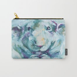 Green rat Carry-All Pouch