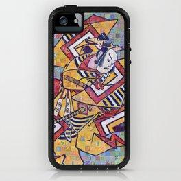 Kabuki Actor Ichikawa Danjuro II iPhone Case