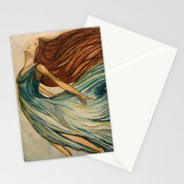 Reckless Abandonment Stationery Cards
