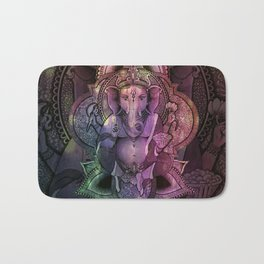 Ganesha Color Bath Mat