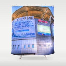 Fenerbahce Stadium Shower Curtain
