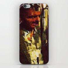 Glitched Movie Still #1 iPhone & iPod Skin