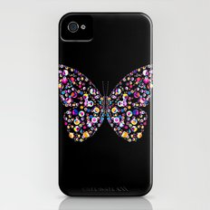 Butterfly iPhone (4, 4s) Slim Case