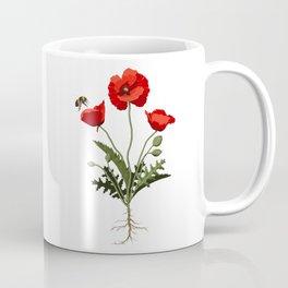 Poppy Coffee Mug