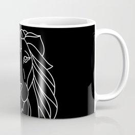 Leo zodiac Coffee Mug