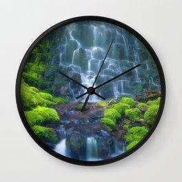 Sensoria Land Of Senses Rincon De La Vieja Costa Rica Mexico Ultra HD Wall Clock