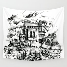 Dragonsreach Wall Tapestry