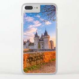 Sully Sur Loire, France Clear iPhone Case