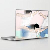 rush Laptop & iPad Skins featuring RUSH by RUEI