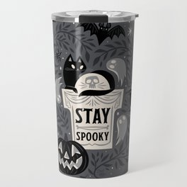 Stay Spooky Travel Mug