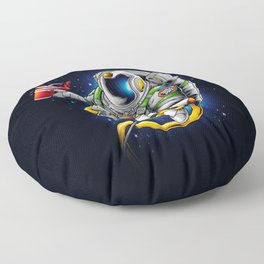 Need More Space Floor Pillow