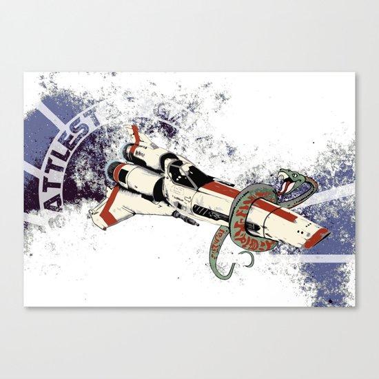 Viper Mark II Canvas Print