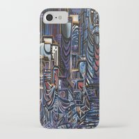 las vegas iPhone & iPod Cases featuring Vegas by Taylor deVille