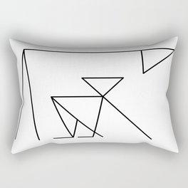 Parental Control Rectangular Pillow