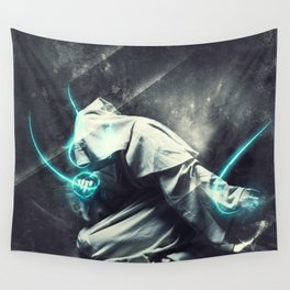 To august realms Wall Tapestry