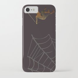 Swing into Action iPhone Case