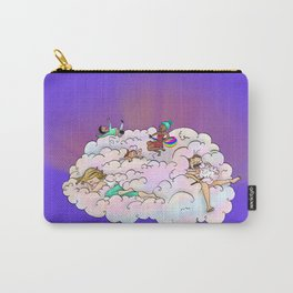 Clouds walkers - Les marcheurs de nuages Carry-All Pouch