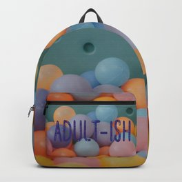 Adult-ish balls Backpack