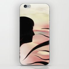 Between monsters iPhone & iPod Skin