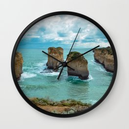 The Twelve Apostles Wall Clock