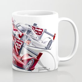 Rebellion Racing Coffee Mug