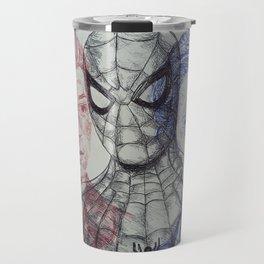 SpiderTom (Biro) Travel Mug