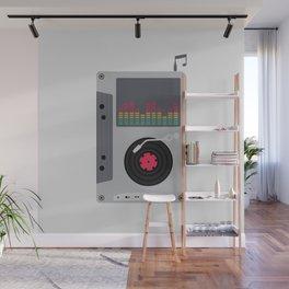 Music Mix Wall Mural