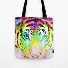 Tiger Mix #4 Tote Bag
