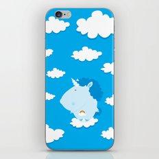 Baby unicorn iPhone & iPod Skin