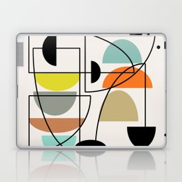 "Mid Century Modern ""Bowls"" Laptop & iPad Skin"