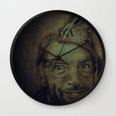 Happy Fucking Birthday Wall Clock