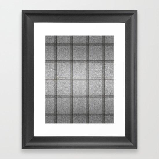 The First Doctor Framed Art Print