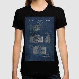 Cazin Camera patent art T-shirt