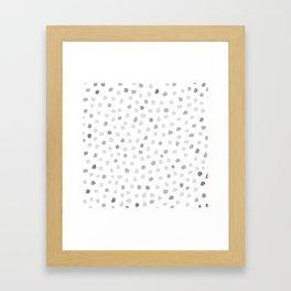 PINTO Framed Art Print